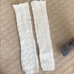 Boots socks/leg warmers